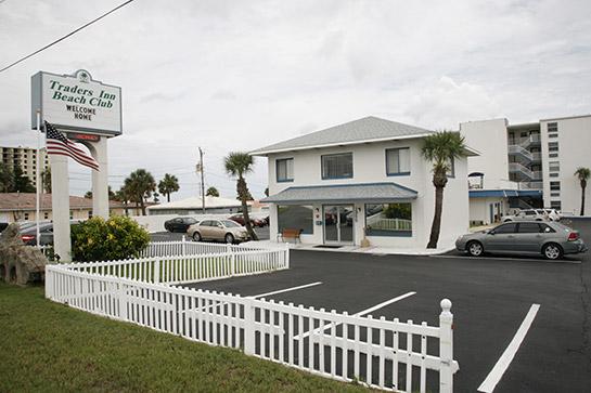 Welcome To Traders Inn Beach Club